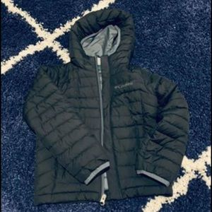 Plumbing Quilted Jacket with hood boys xxs
